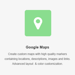 Google Maps Element