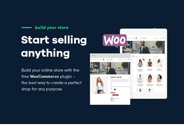 Coleo | Fashion Clothing Store WordPress Theme