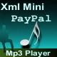 Xml Mini Paypal Mp3 Player