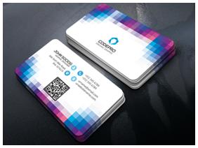 Business Card Mock up - 10
