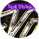 Comic Book - Text Styles - 22