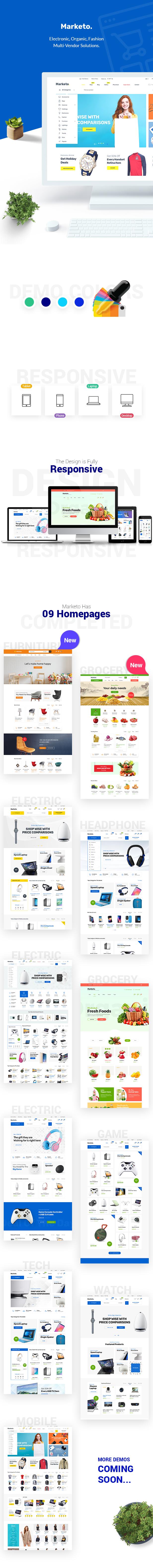 Marketo - eCommerce & Multivendor Marketplace Woocommerce WordPress Theme 7
