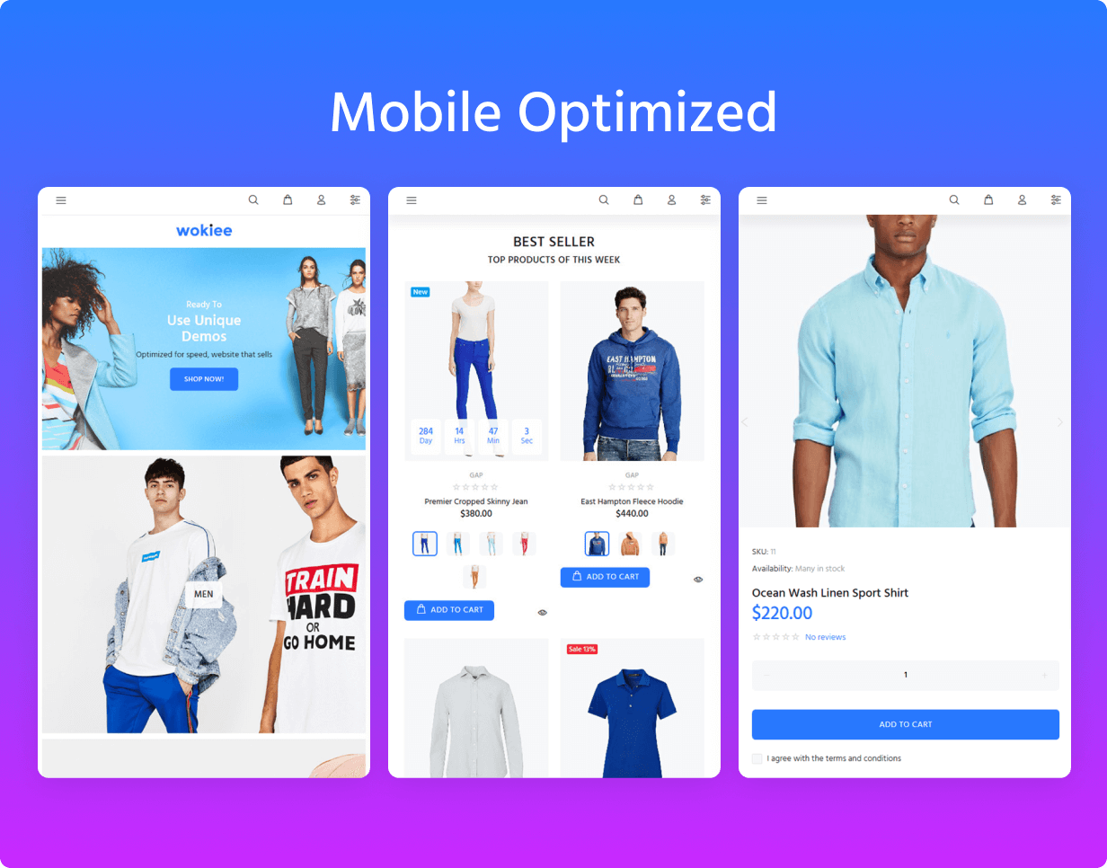 Wokiee - Multipurpose Shopify Theme - 50