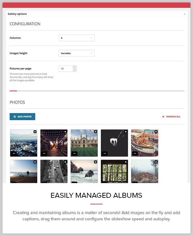 Zancudo - Mighty fullscreen theme for creatives - 10