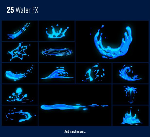 FX Master - Cartoon Action Elements - 8
