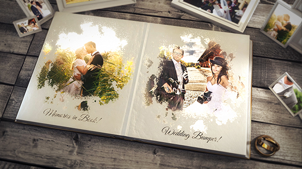 Wedding Book Is An Style After Effects Template That You Can Use To Present Your Photos Videos Scroll Trailers Movies Festivals Family Moments
