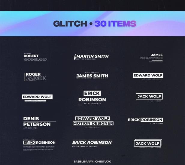 Glitch-Lower-Thirds