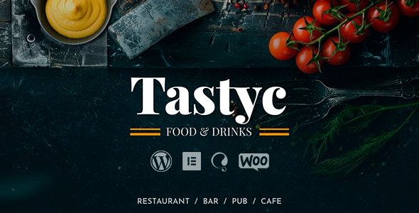 Tastyc WordPress Theme