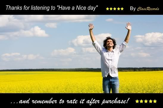 Have a Nice Day - 1