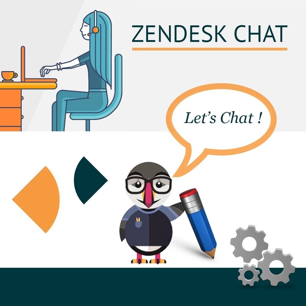 Live Chat by Zendesk for Prestashop