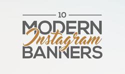 Modern Instagram Banners 2  - 1