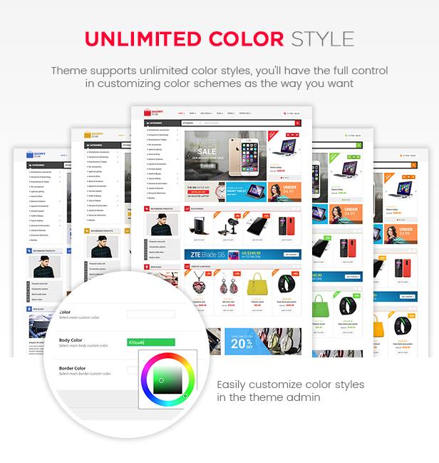 ShoppyStore - Multipurpose Elementor WooCommerce WordPress Theme (15+ Homepages & 3 Mobile Layouts) - 6