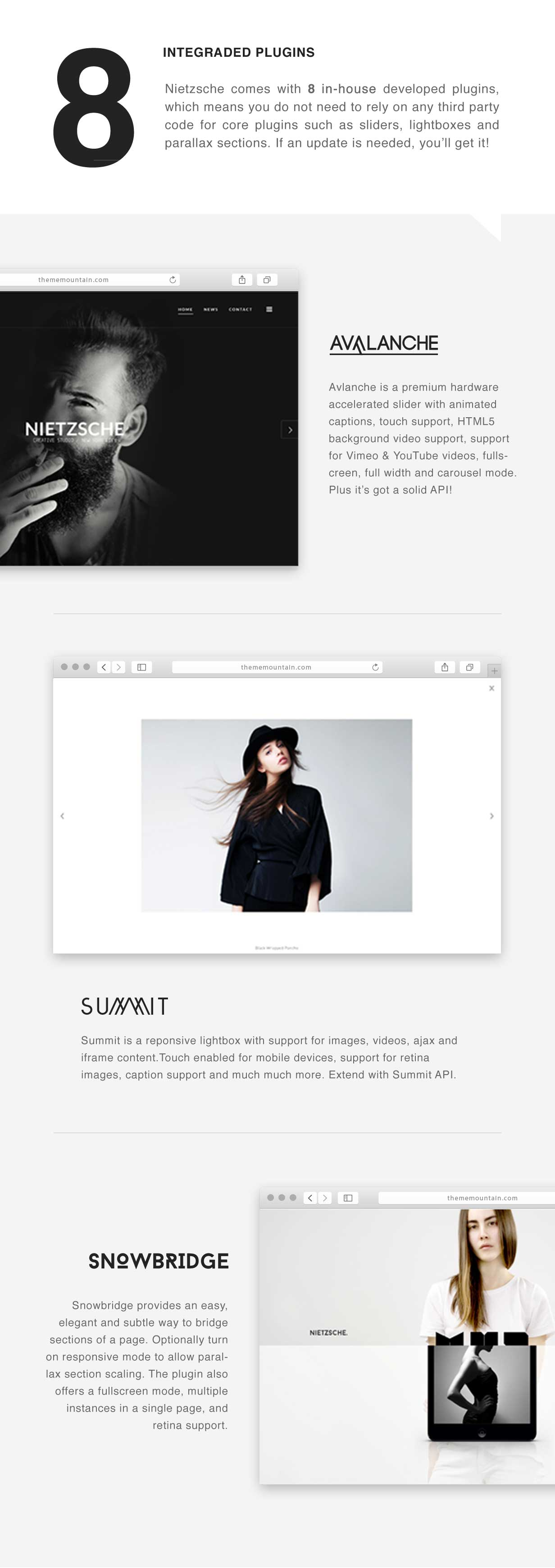 Nietzsche - Creative Multi-Purpose HTML Template - 3