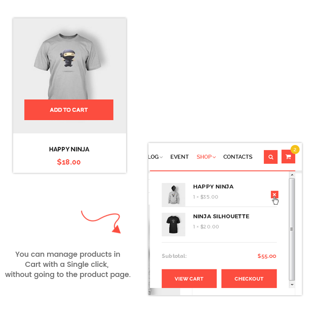 Responsive Technology WooCommerce WordPress Theme