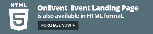 OnEvent - Special Event WordPress Theme - 1