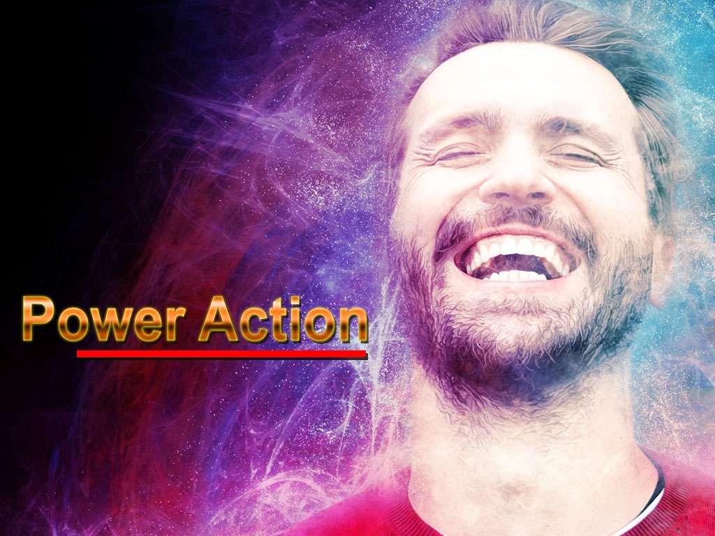Power Photoshop Action