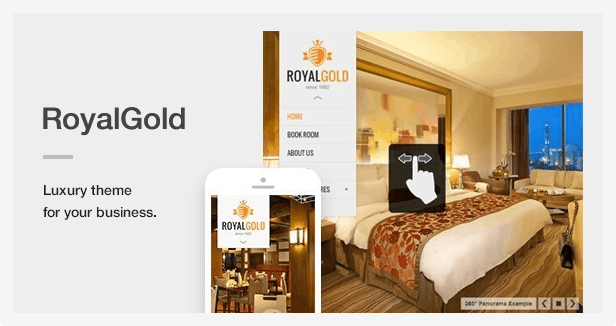 RoyalGold Theme