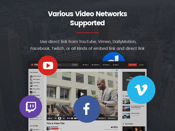 VideoPro - Video WordPress Theme - 14