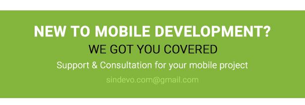 UpMobile Mobile Template