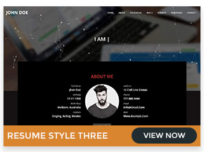 OnePager - Responsive one page multipurpose HTML Template - 17