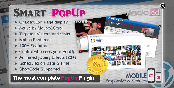 Social Share & Locker Pro Wordpress Plugin - 24