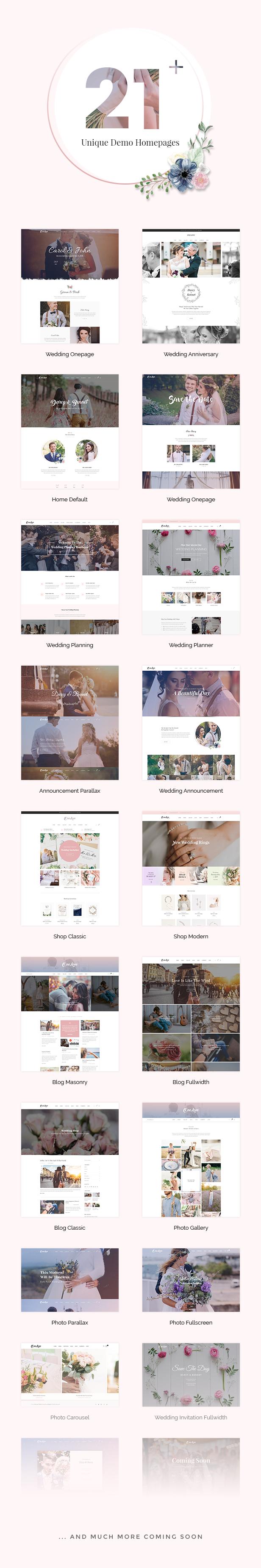 OneLove WordPress Theme