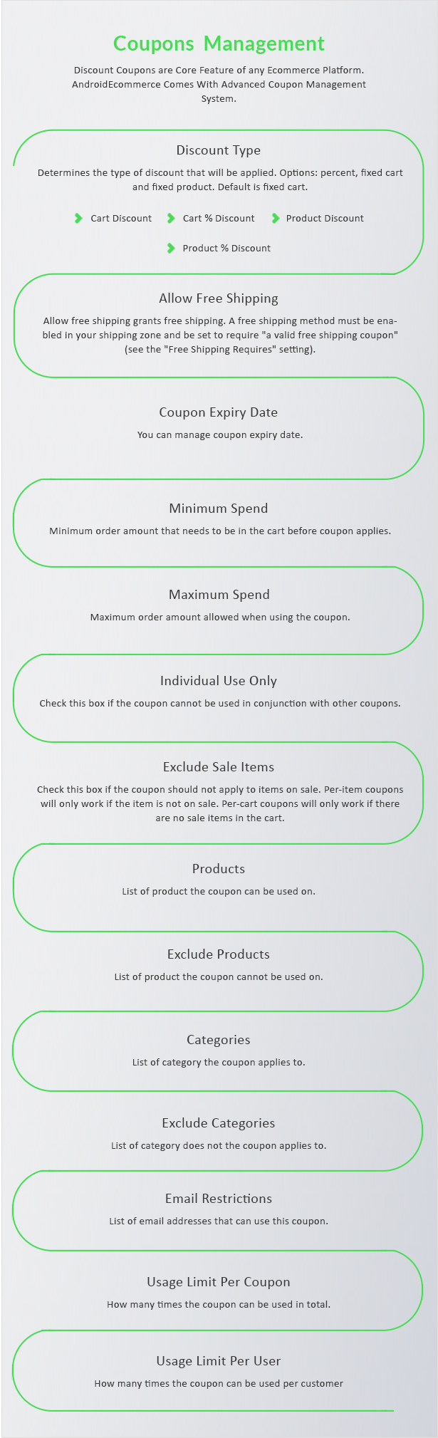 Android Ecommerce - Universal Android Ecommerce / Store Full Mobile App with Laravel CMS - 25