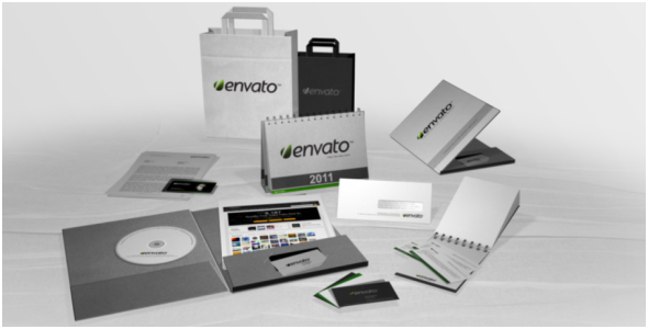 Corporate Identity Presentation 506046 - Free After Effects Template