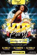 Xmas Sexy Night Party Flyer - 6