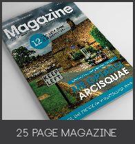25 Pages Interior Magazine Vol4 - 28