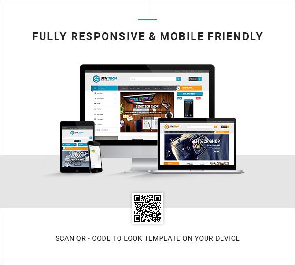 VG Sentech - Responsive Digital Woocommerce Theme - 9