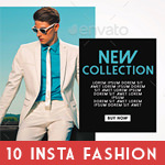 Instagram Fashion Banner Bundle - 18