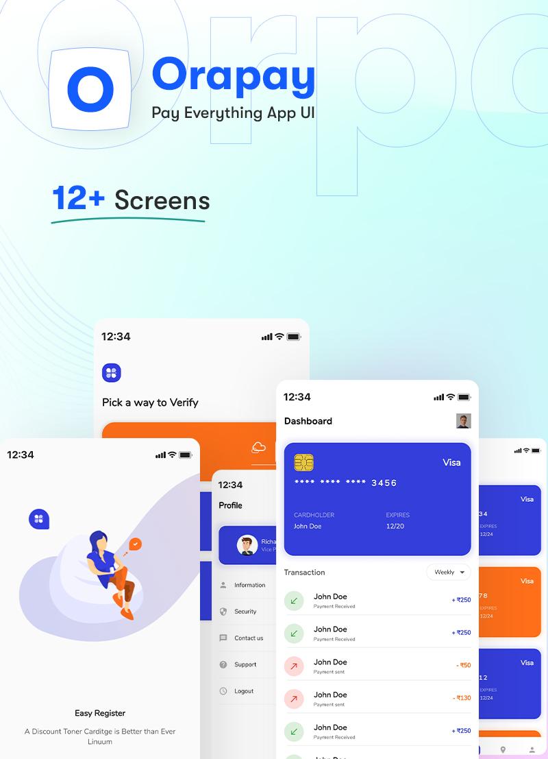 ProKit - Best Selling Flutter UI Kit - 17