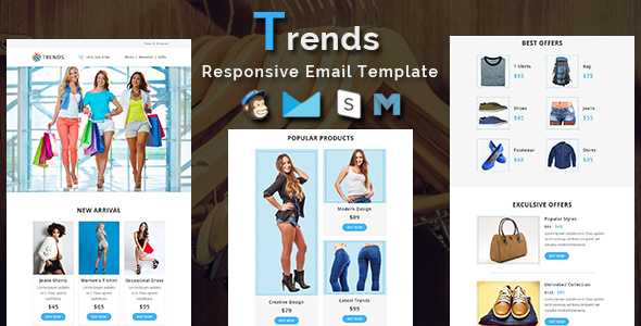 Service - Multipurpose Responsive Email Template With Stamp Ready Builder Access - 4