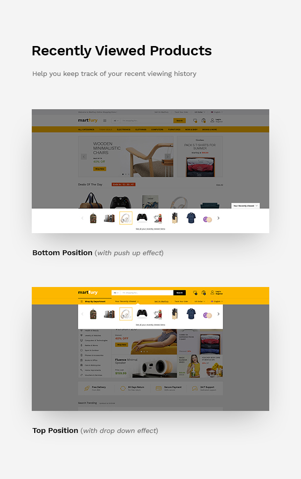 Martfury - WooCommerce Marketplace WordPress Theme - 25
