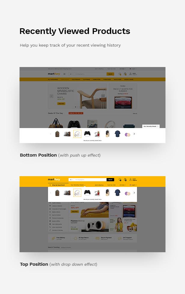 Martfury - WooCommerce Marketplace WordPress Theme - 27