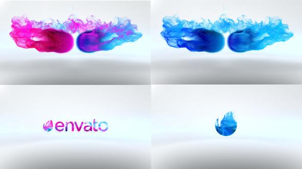 Water Drop Splash Logo - 59