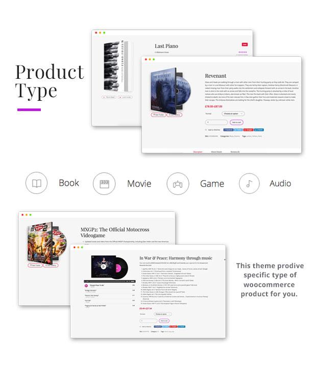 Pustaka - WooCommerce Theme For Book Store - 12