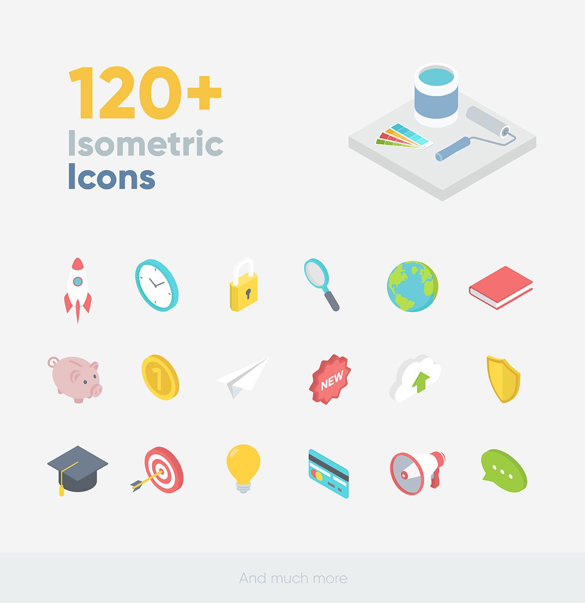 Isopix - Isometric Explainer Pack - 14