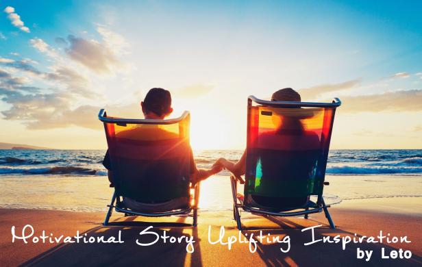 Motivational Story Uplifting Inspiration