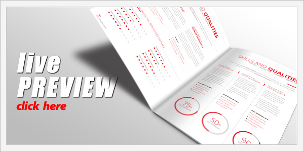 Resume BOOKLET (12 pages) by Martin_T | GraphicRiver