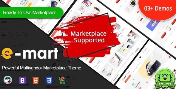 Leo Bicomart Marketplace Prestashop Theme