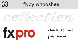 Landing Jet Flyby Whoosh - 1