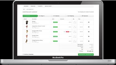 PrestaShop Toptan Hızlı Sipariş Bir Sayfa Dükkanı - 10