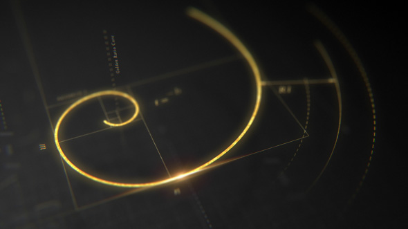 Golden Ratio Logo