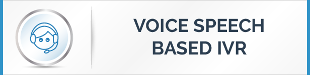 Voice Speech Based IVR Feature