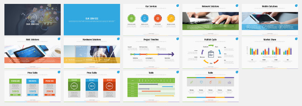 Business Plan PPT Slides Images Preview