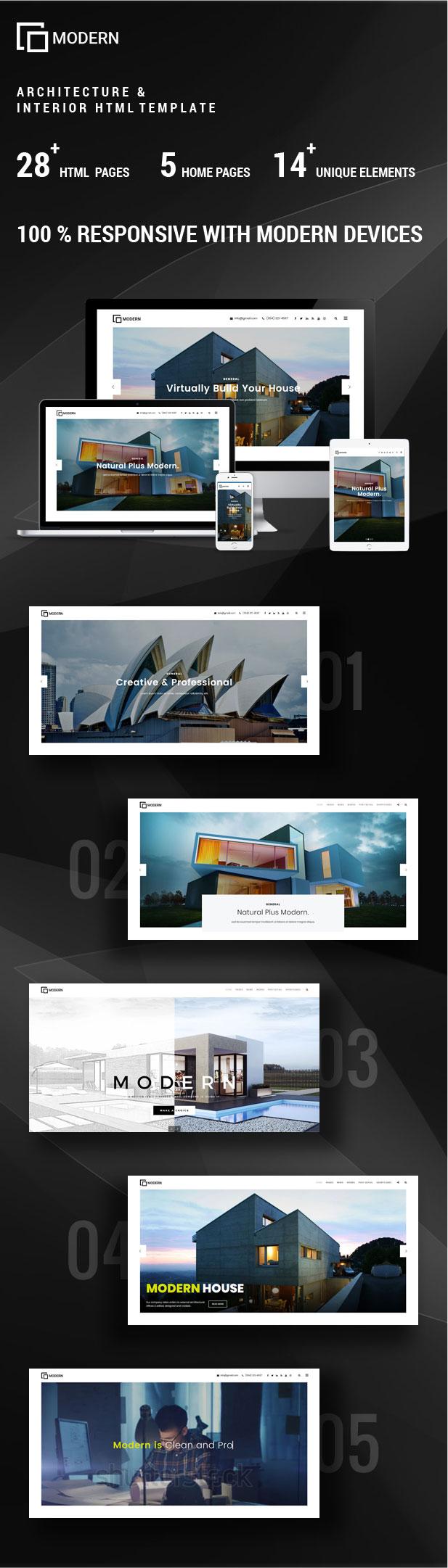 Architecture - Architecture & Interior - 3