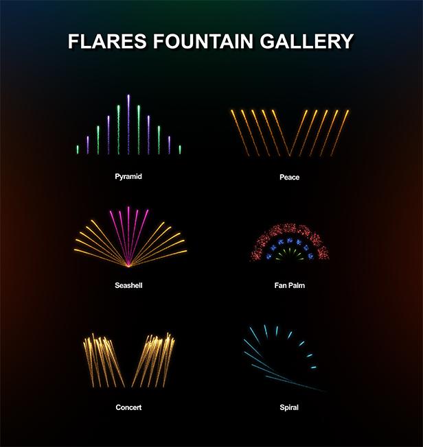 FESTIVE - Fireworks Pack - 2