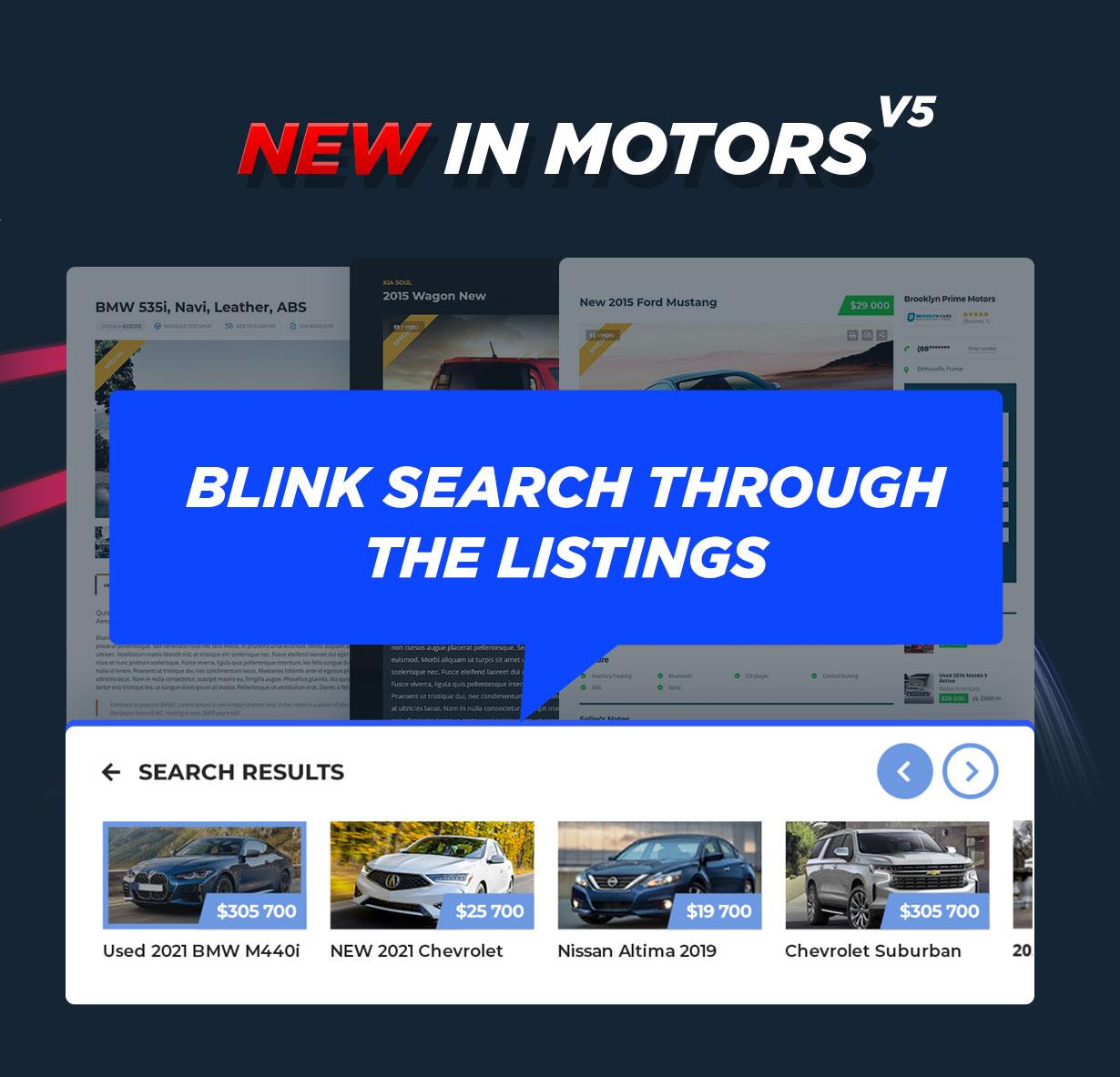 Motors - Car Dealer, Rental & Listing WordPress theme - 2